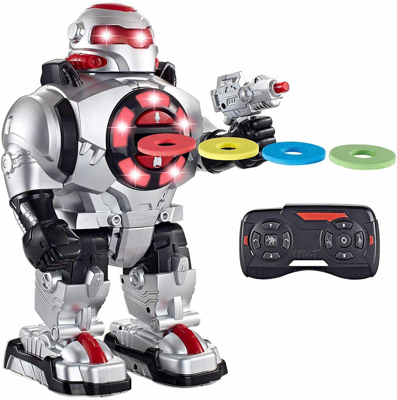 Think Gizmos RoboShooter Remote Control Robot