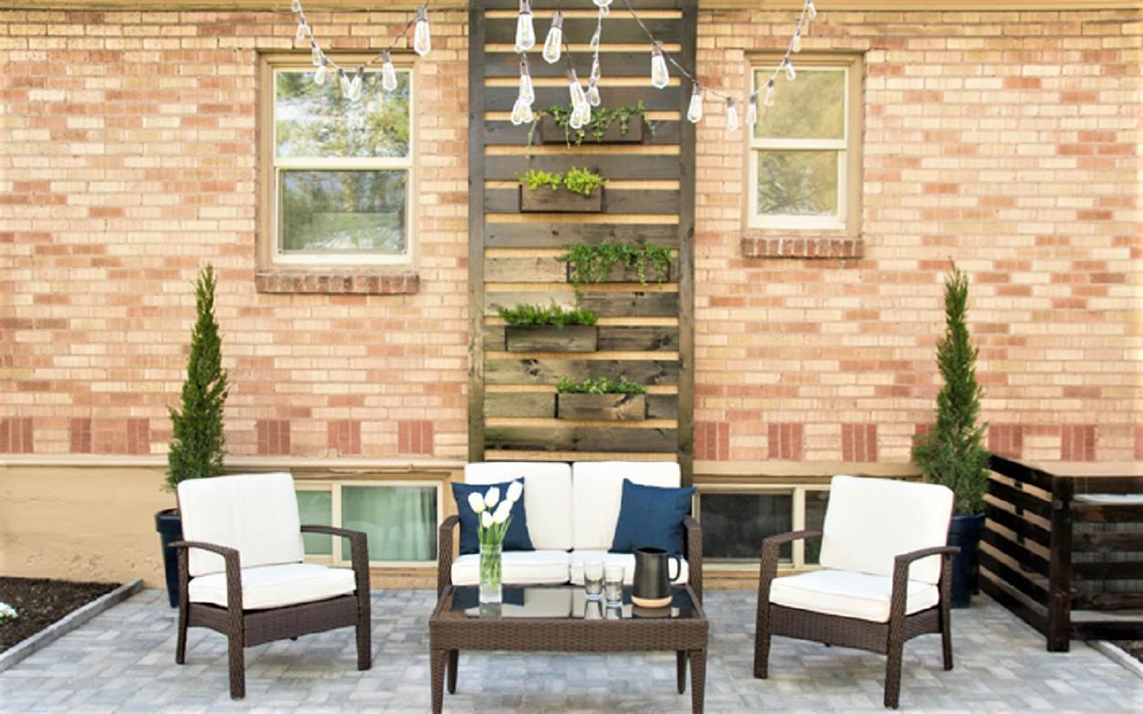 DIY Paver Backyard Patio