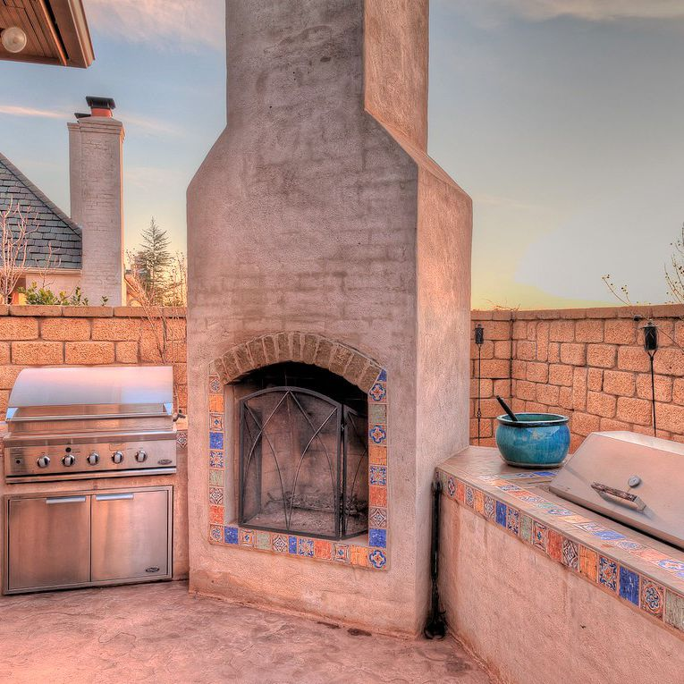 How to Build an Outdoor Kitchen