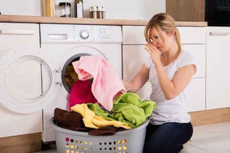 How to Remove Tough Odors From Clothes