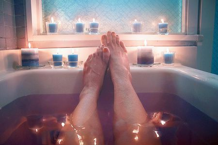 new bathtubs with spa options to make you say 'ahhh'