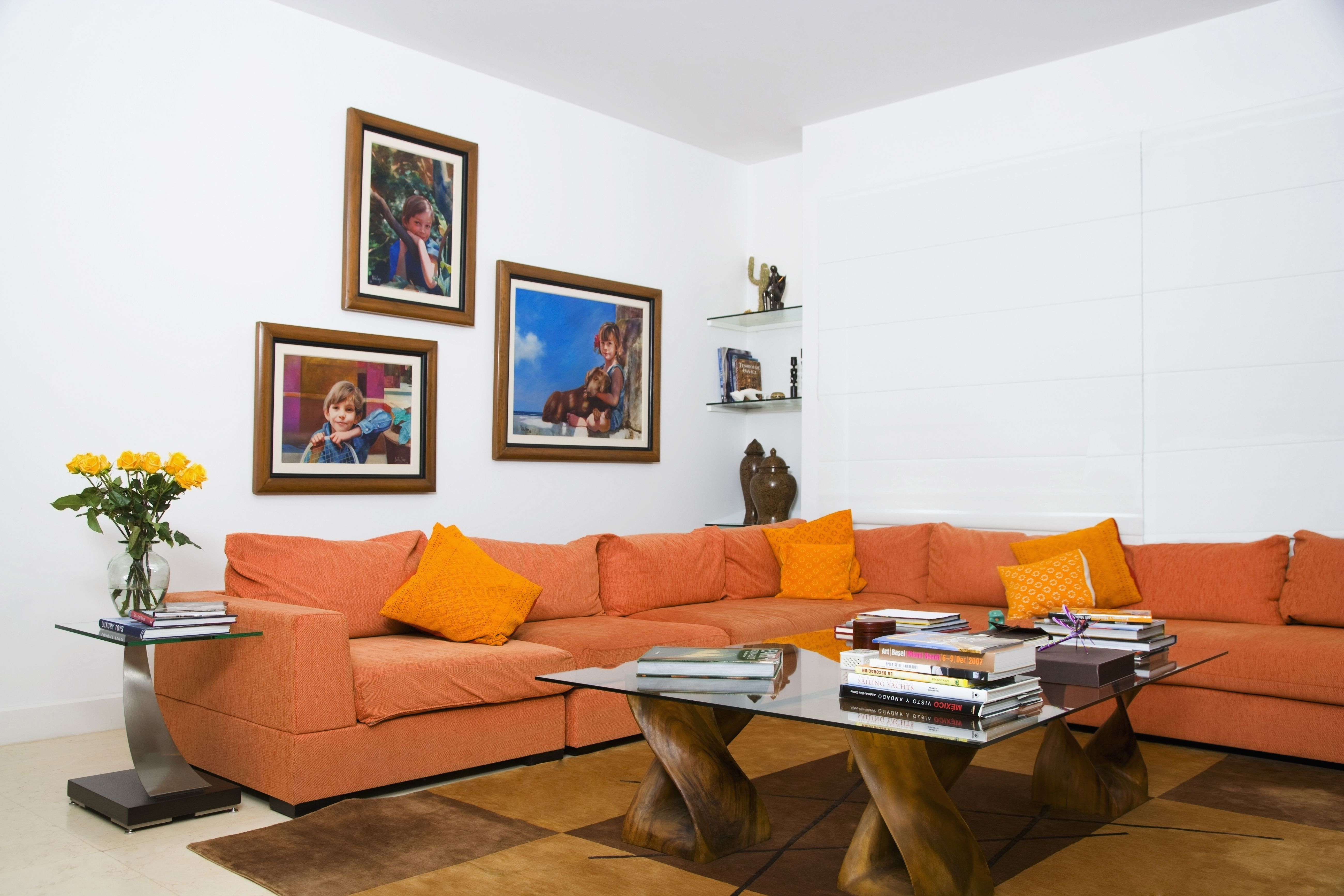 Feng Shui Living Room Decor Couch