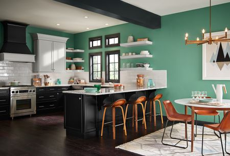 Home Office Paint Colors Behr