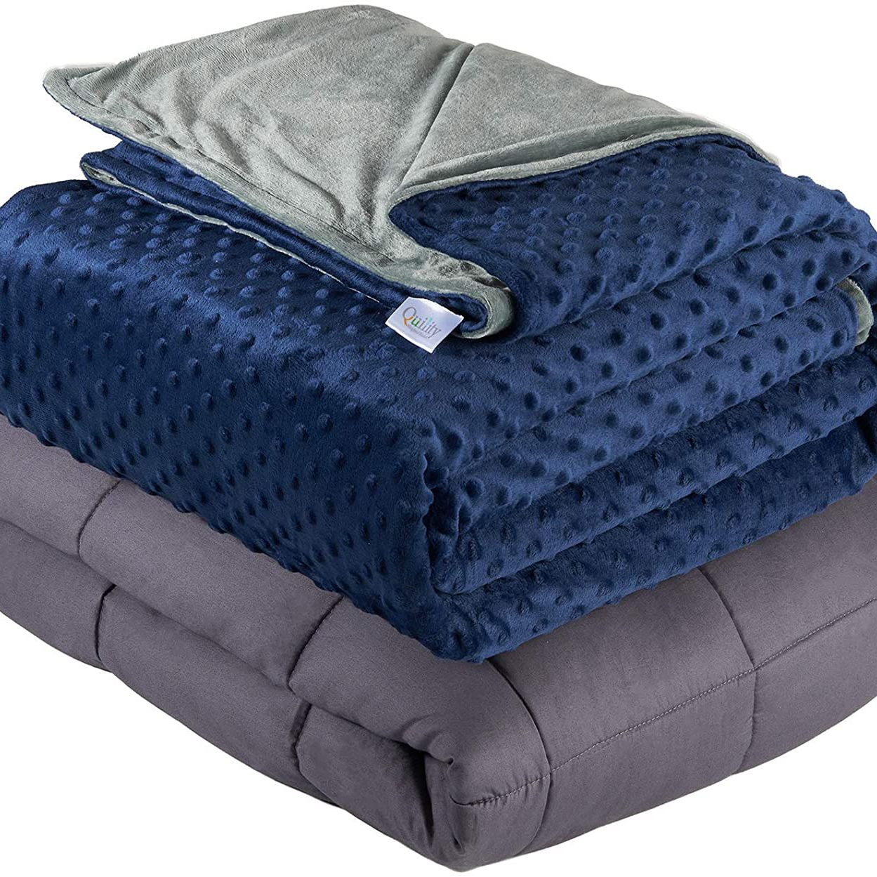 The 8 Best Weighted Blankets Of 2021