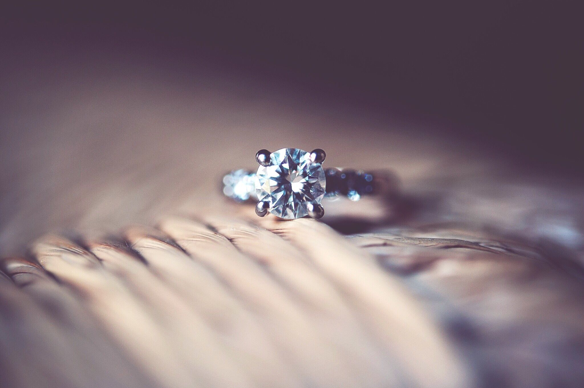 Resetting A Diamond For A New Engagement Ring