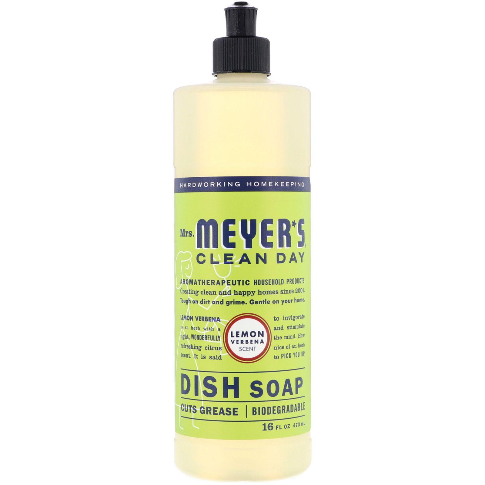 Lemon Verbena Dish Soap