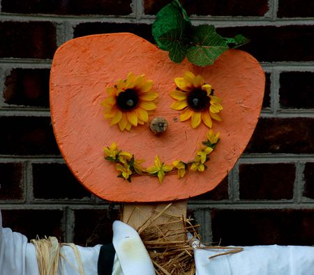 fall flower arrangements wth hay rasng kds and.htm ideas for making scarecrows  ideas for making scarecrows