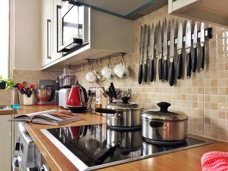 Clean Your Kitchen in 15 Minutes or Fewer