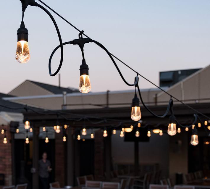 Pottery Barn LED String Lights