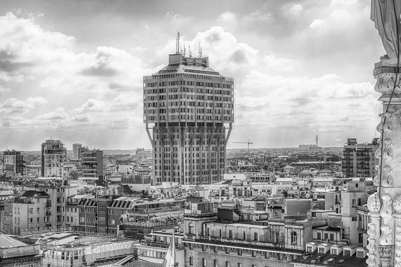 Velasca Tower in Milan