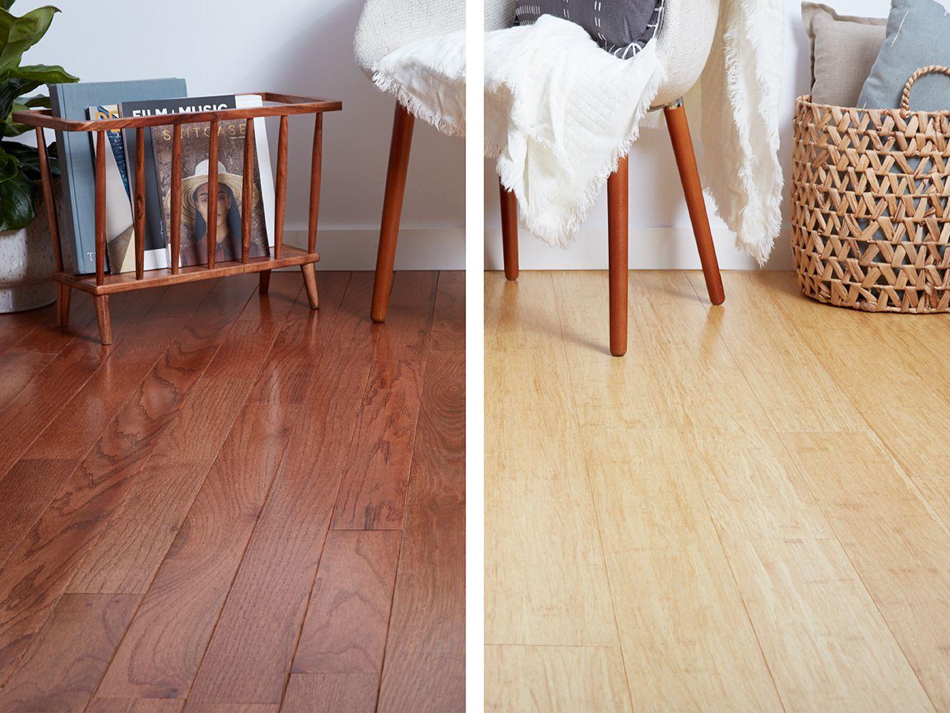 Bamboo And Wood Flooring
