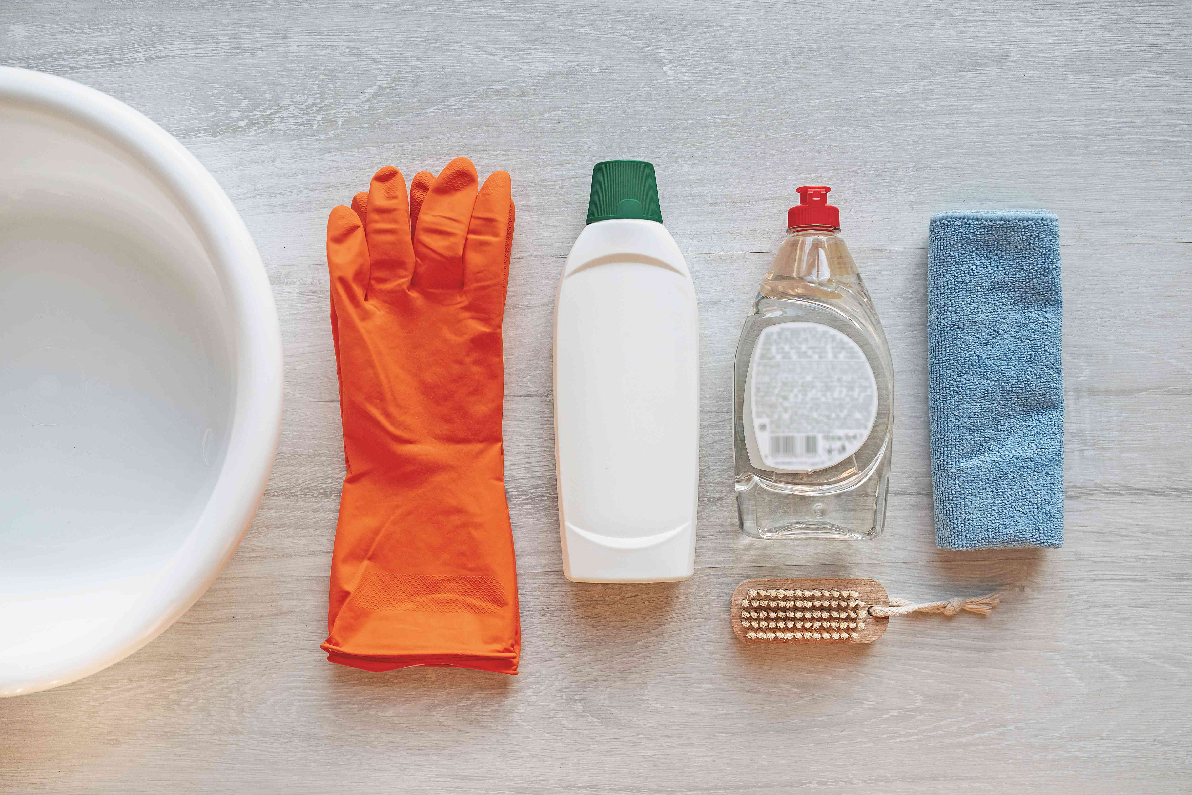 materials for cleaning upholstery
