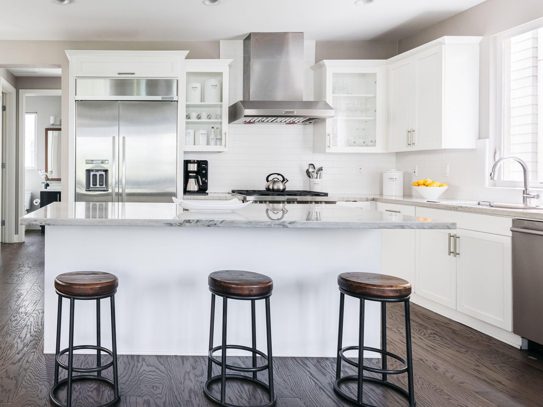Basic Types Of Kitchen Islands