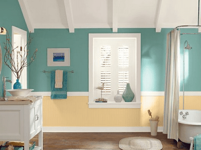 7 Bathroom Paint Colors You Need To Try Interior Ideas