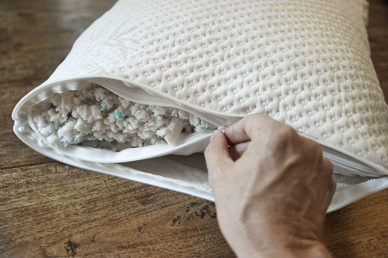 Xtreme Comforts Memory Foam Bamboo Pillow