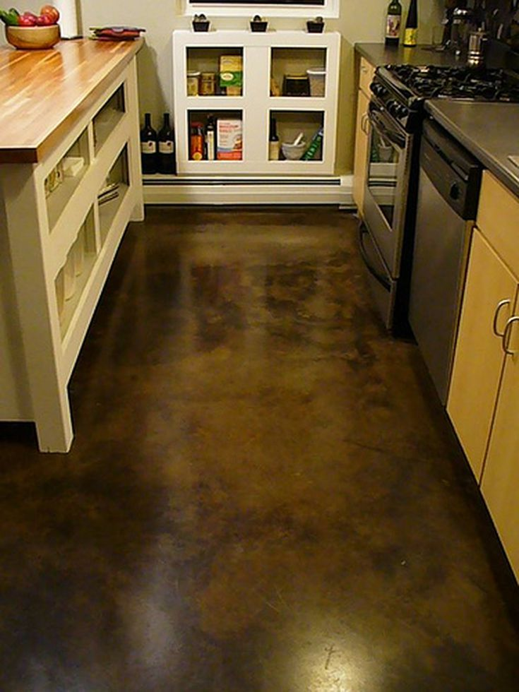 8 Creative Floor Treatments For Your Concrete Floors