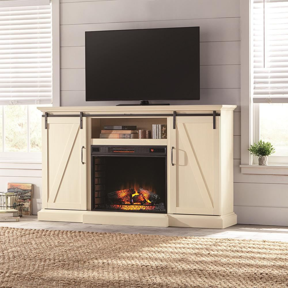 Best tv stand home decorators collection chestnut hill electric fireplace