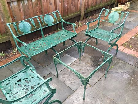 Russell Woodard Spun Fiberglass Patio Furniture.A Guide To Buying Vintage Patio Furniture