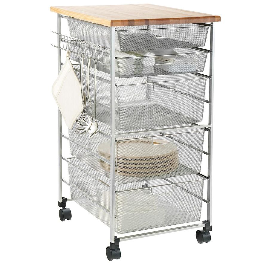 The 8 Best Kitchen Carts Of 2021