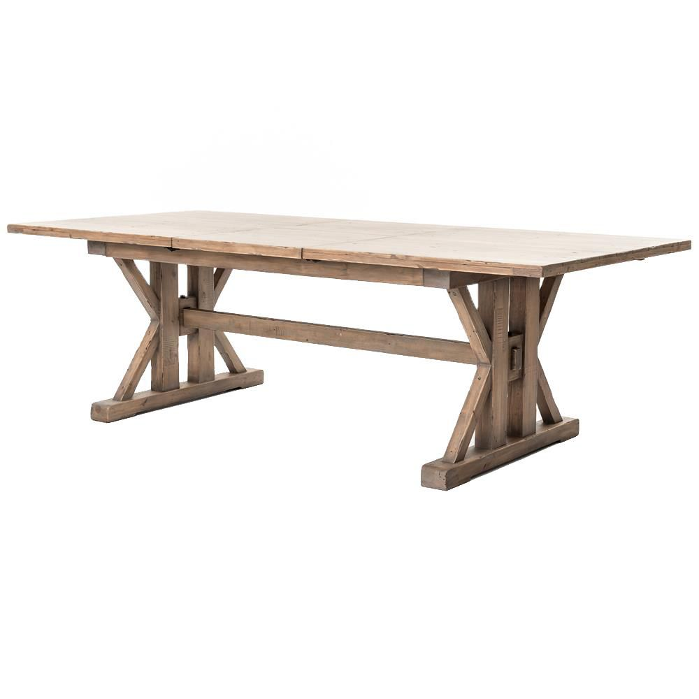 The 8 Best Farmhouse Dining Tables Of 2021
