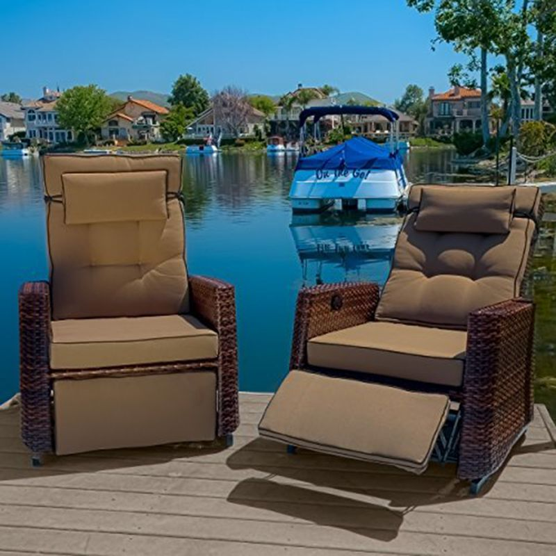 Westwood Outdoor Glider Recliner Chairs