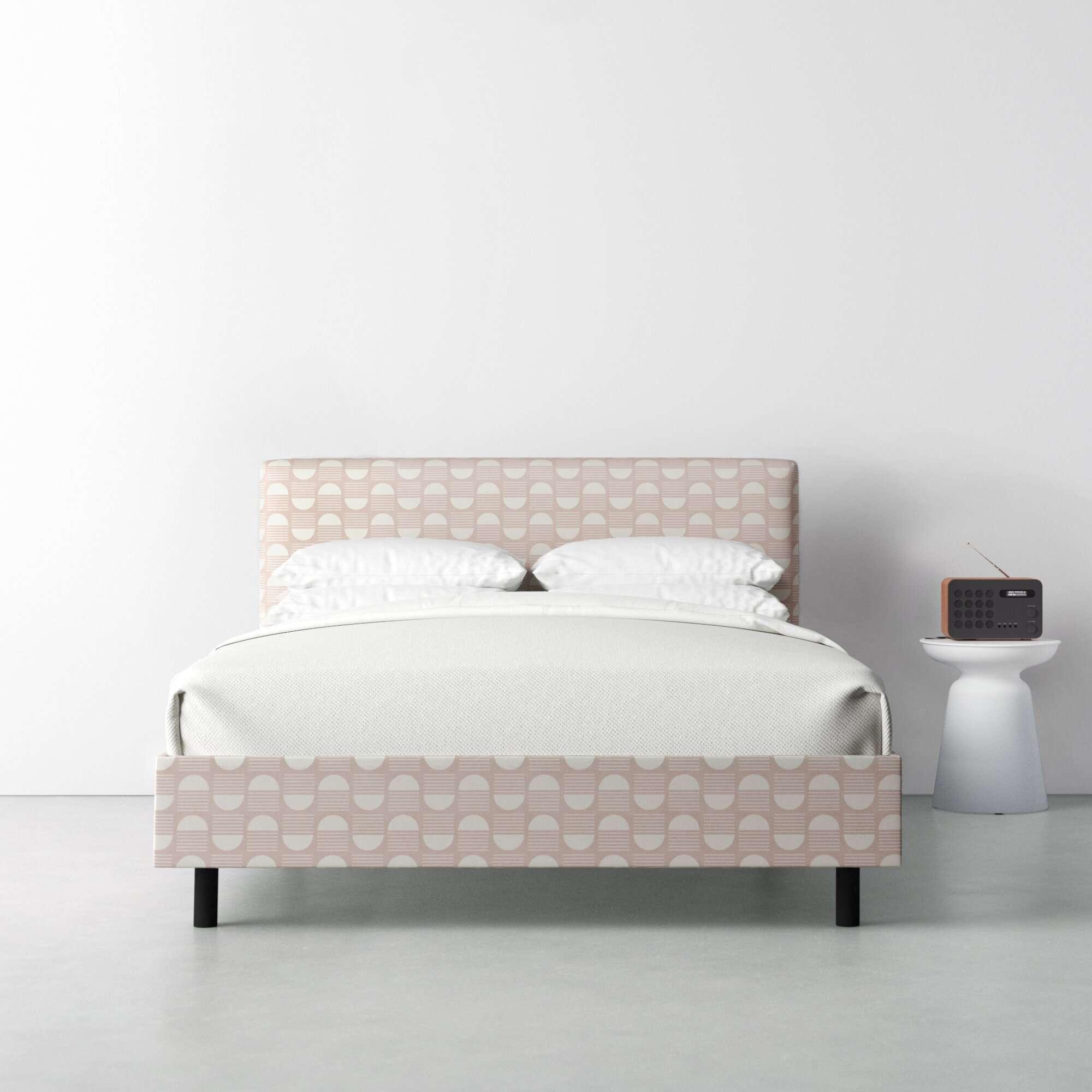 AllModern Kyree Upholstered Bed