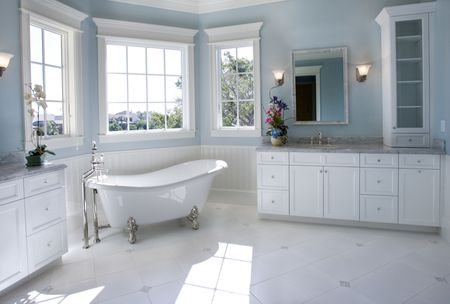 Superb 5 Great Budget Friendly Bathroom Flooring Options Download Free Architecture Designs Embacsunscenecom