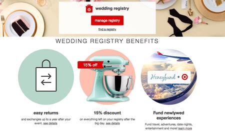 The 6 Best Online Wedding Registries
