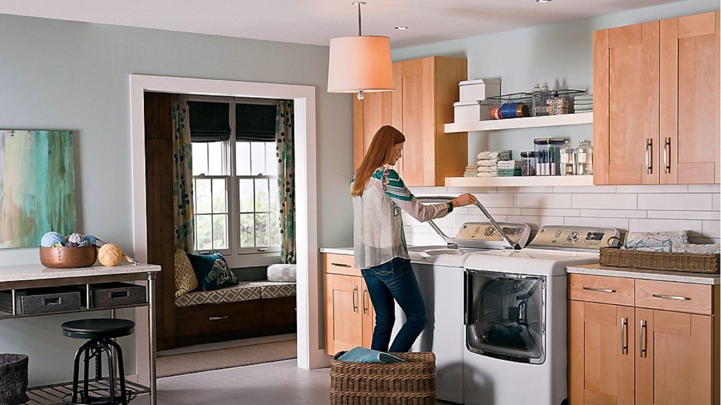 28 Inspiring Laundry Room Design Ideas