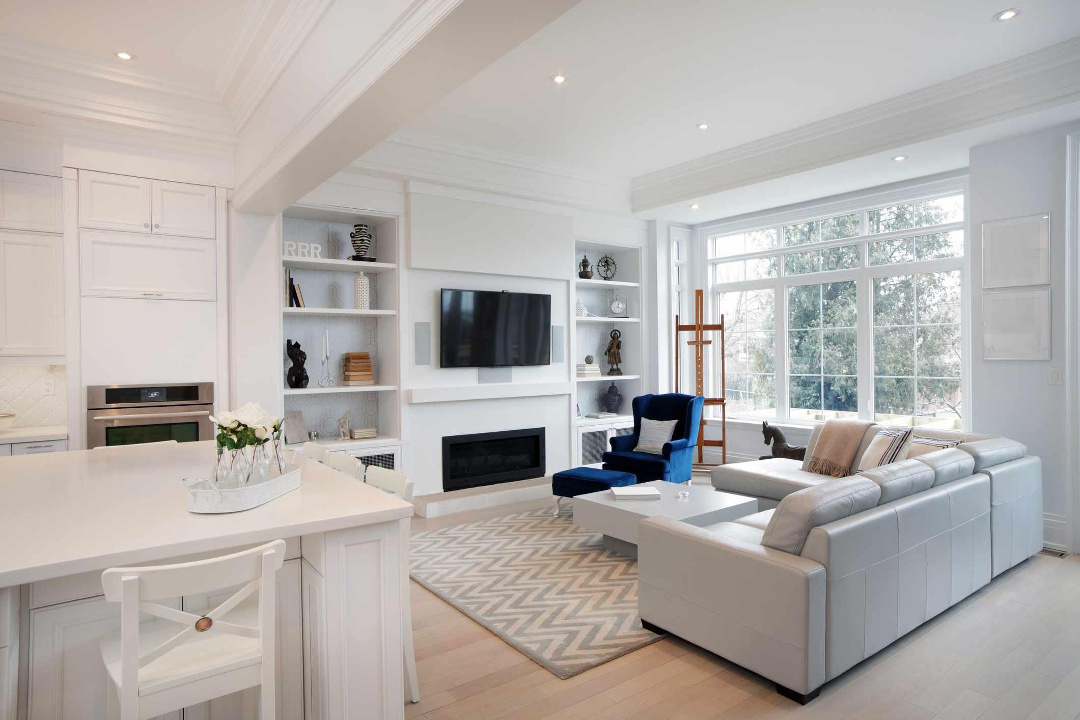 White Ceiling
