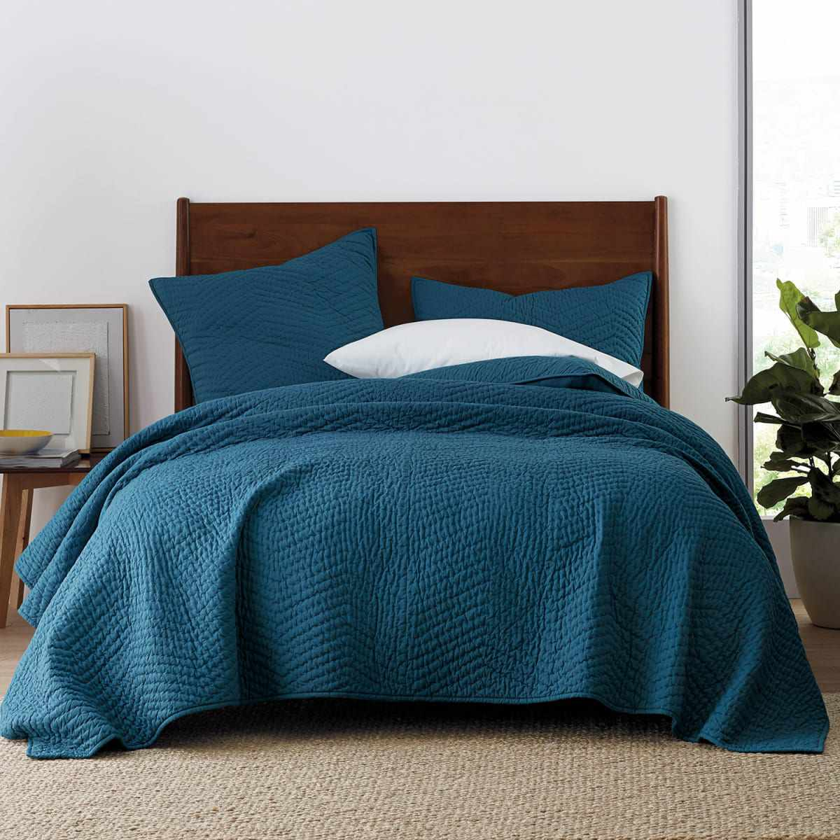 The Company Store Company Cotton Voile Quilt