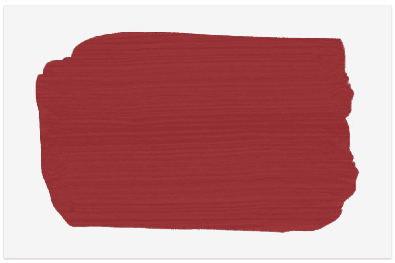 Valspar Cut Ruby swatch