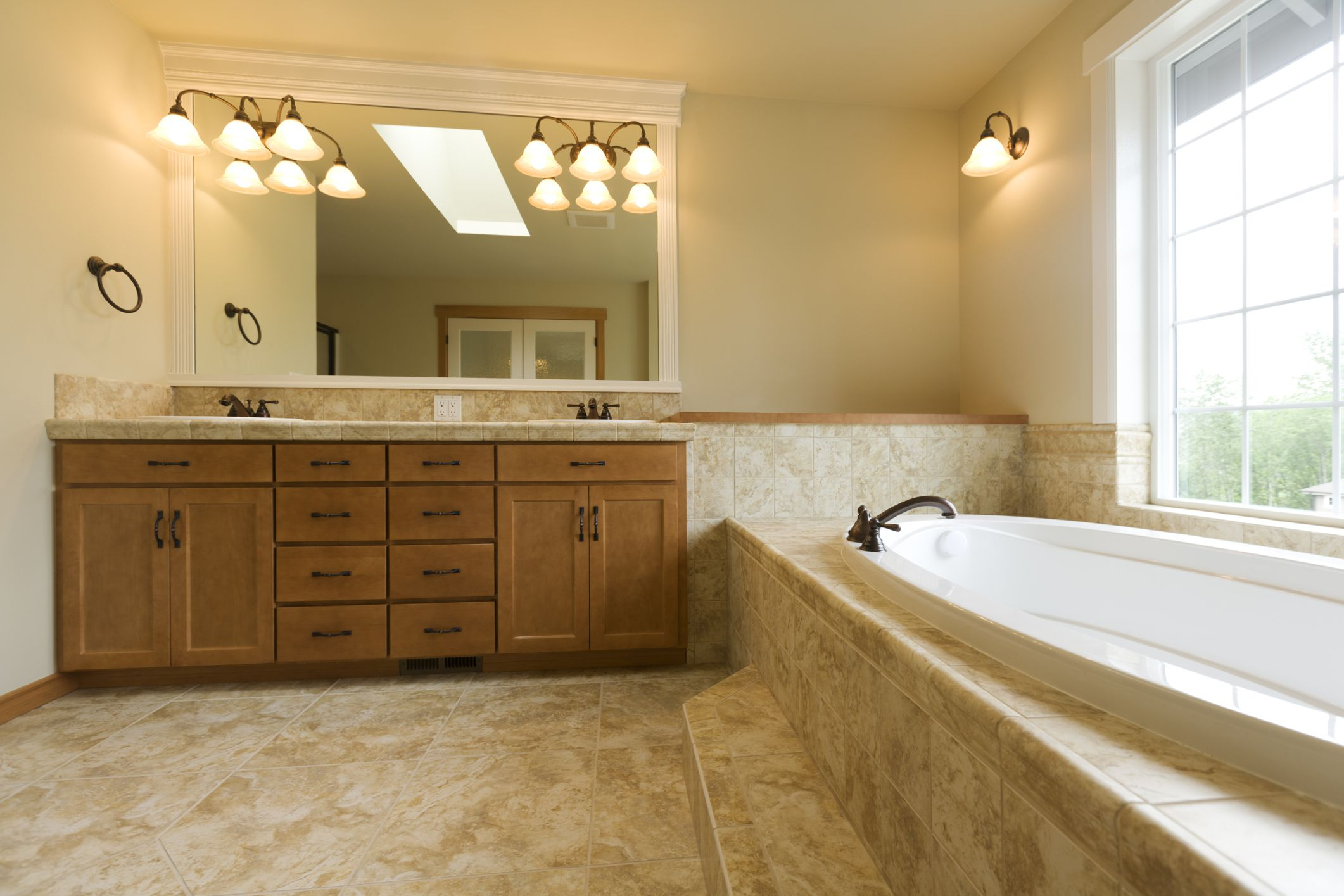 How To Replace And Install A Bathroom Vanity And Sink