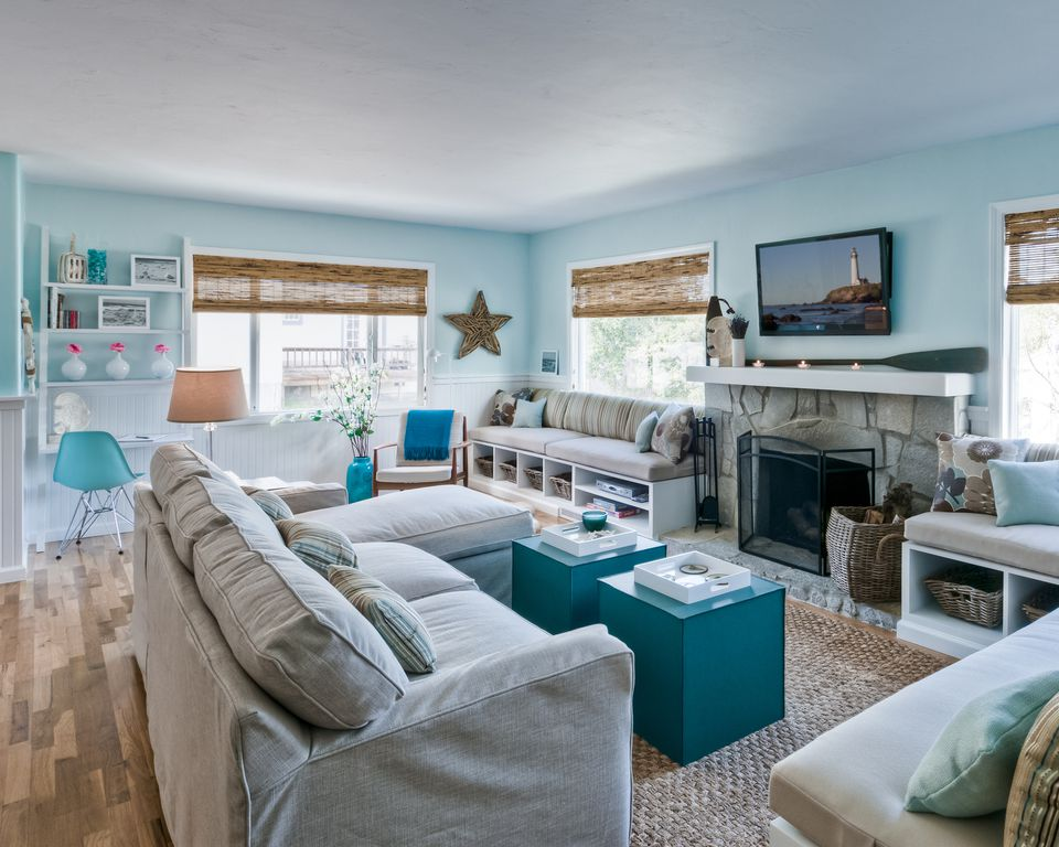 beach furniture living room 20 beautiful house living room ideas 14466