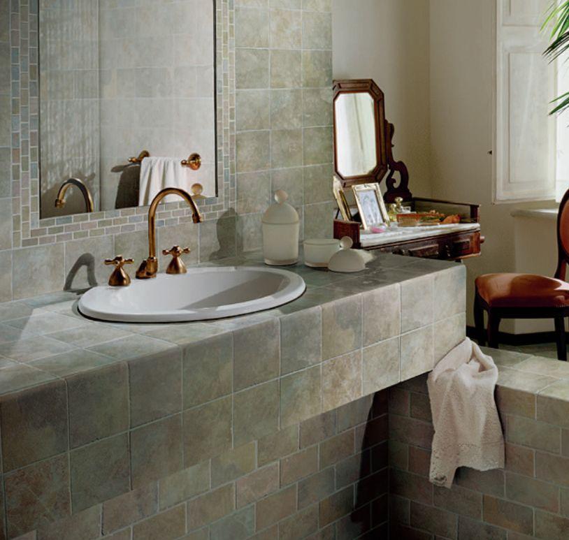 Best Of Bathroom Sink Tile Backsplash
