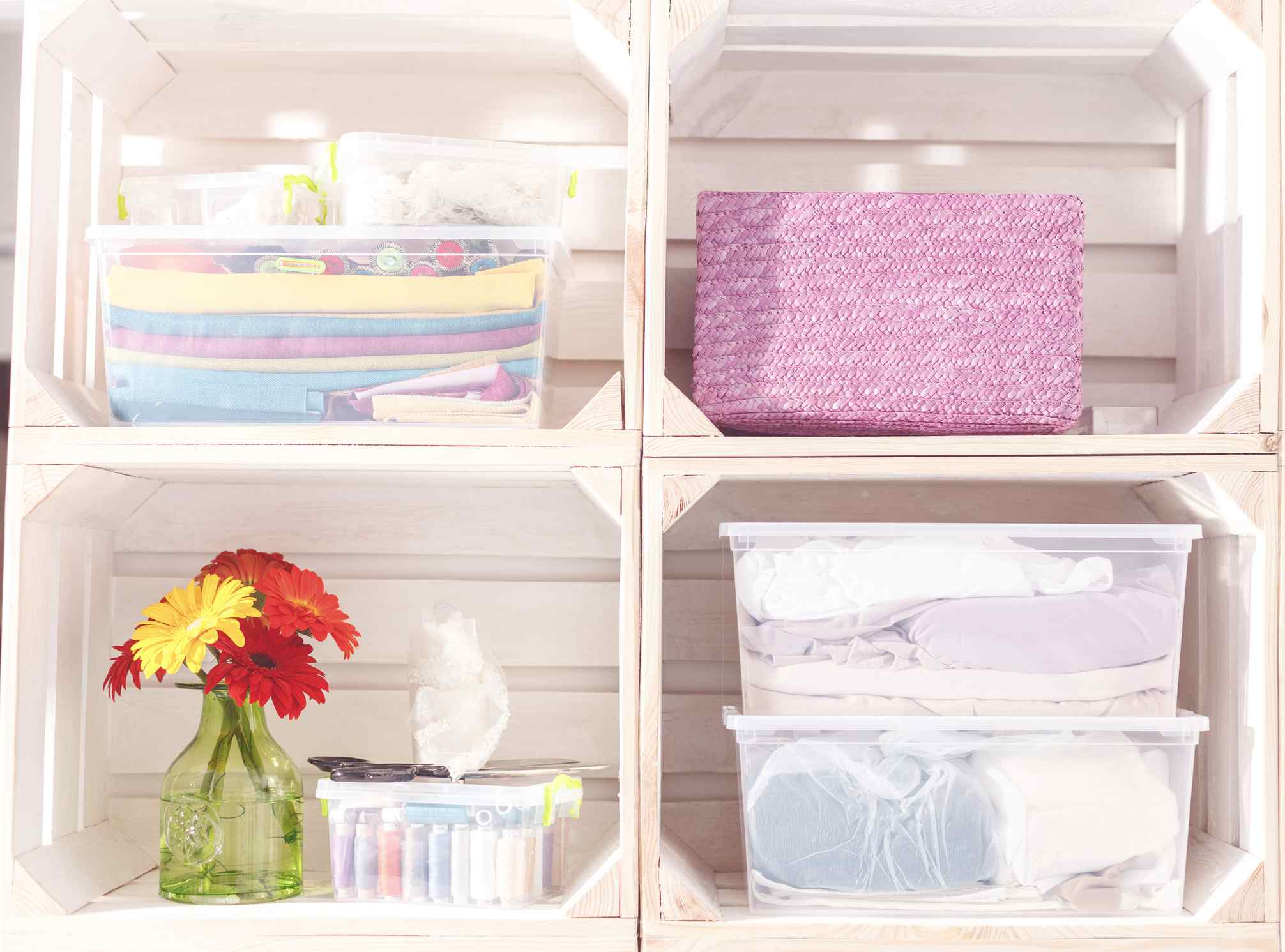Fresh Storage Containers Small Spaces
