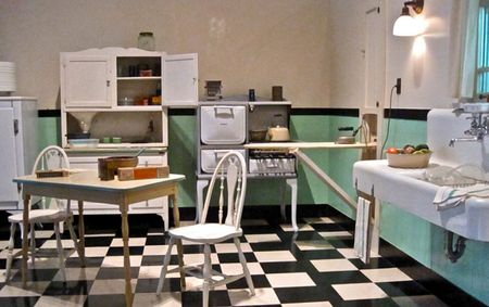 Kitchens From The 48s And 48s Delectable 1930 Kitchen Design