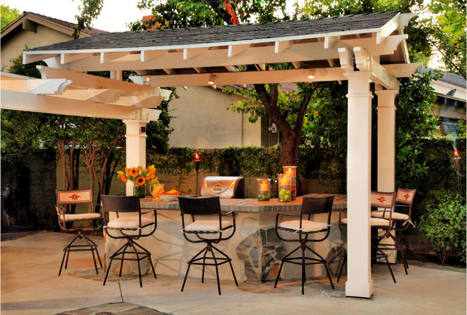 25 Smart Outdoor Bar Ideas on Backyard Bar id=19083