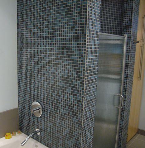 mosaico para ducha