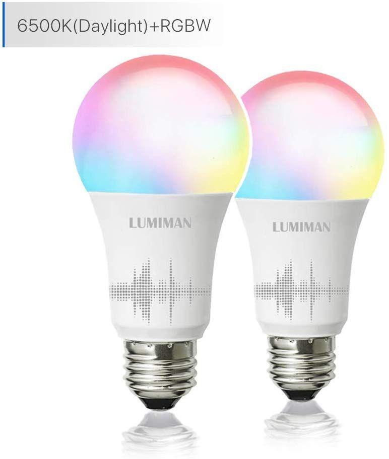 LUMIMAN Smart WiFi Light Bulb