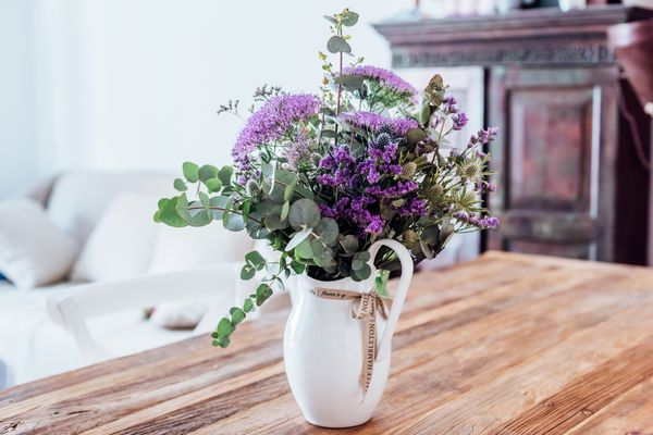 cut flowers in a vase the best vases