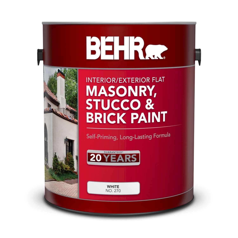 Behr Masonry Paint