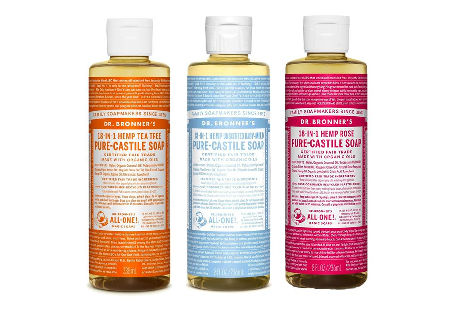 Castile Soap, Its Green Cleaning Uses, and Making It