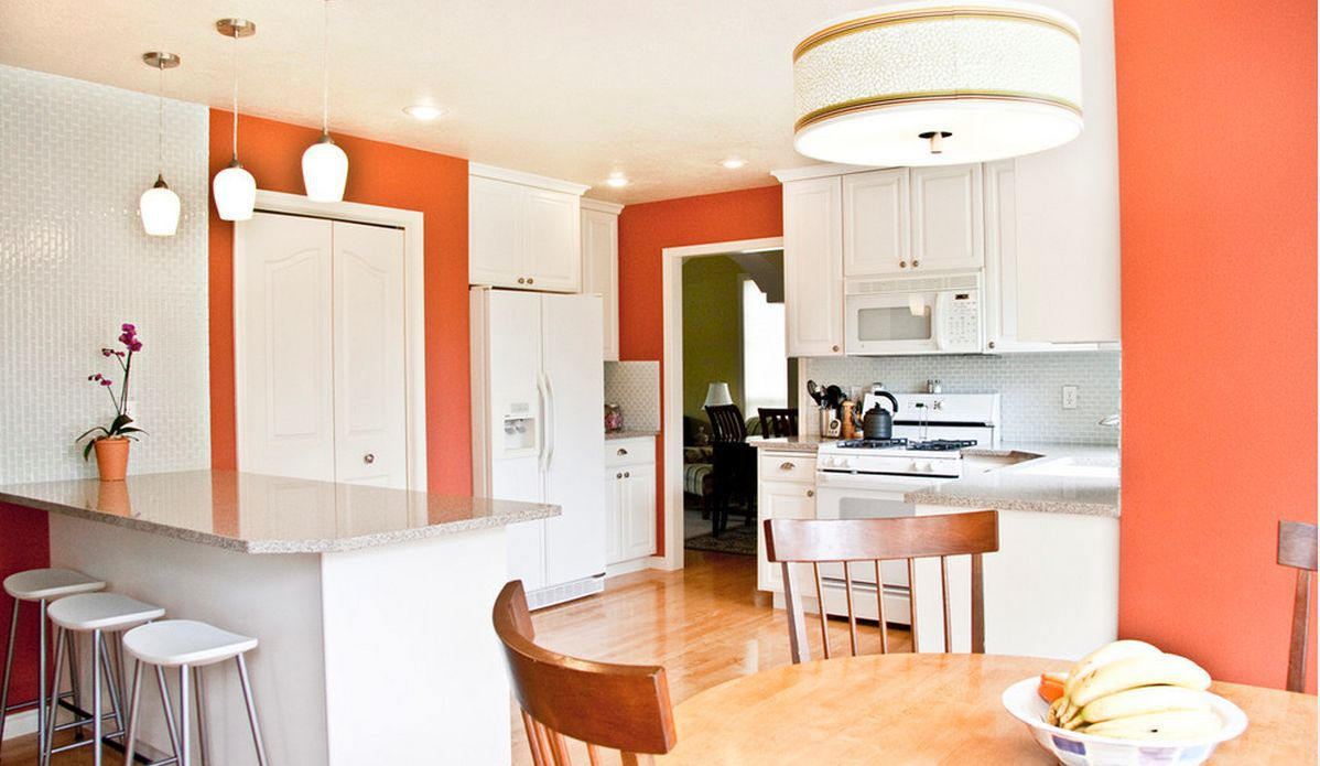 Tips For Kitchen Color Ideas: Ideas For Designer Kitchens—Classic To Modern