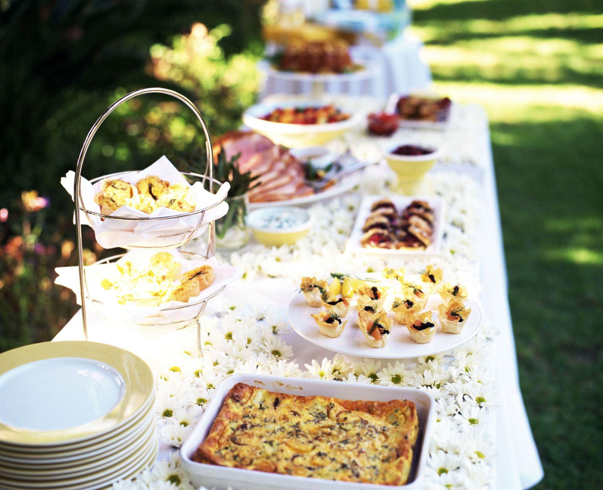 Treating Your Guests To A Day After Wedding Brunch