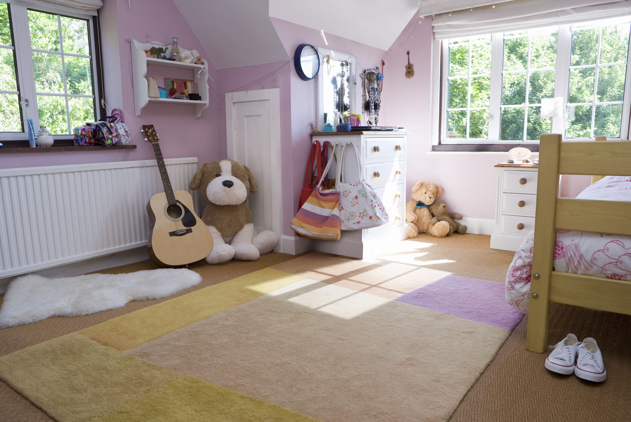 children 39 s bedroom flooring options and ideas