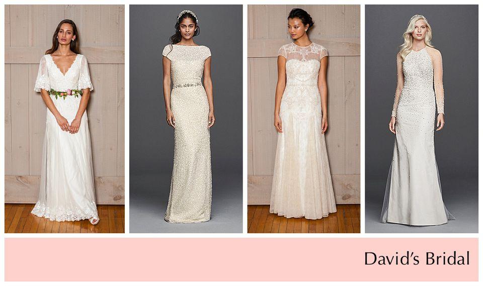 Affordable Wedding Dress Designers Under $2,000