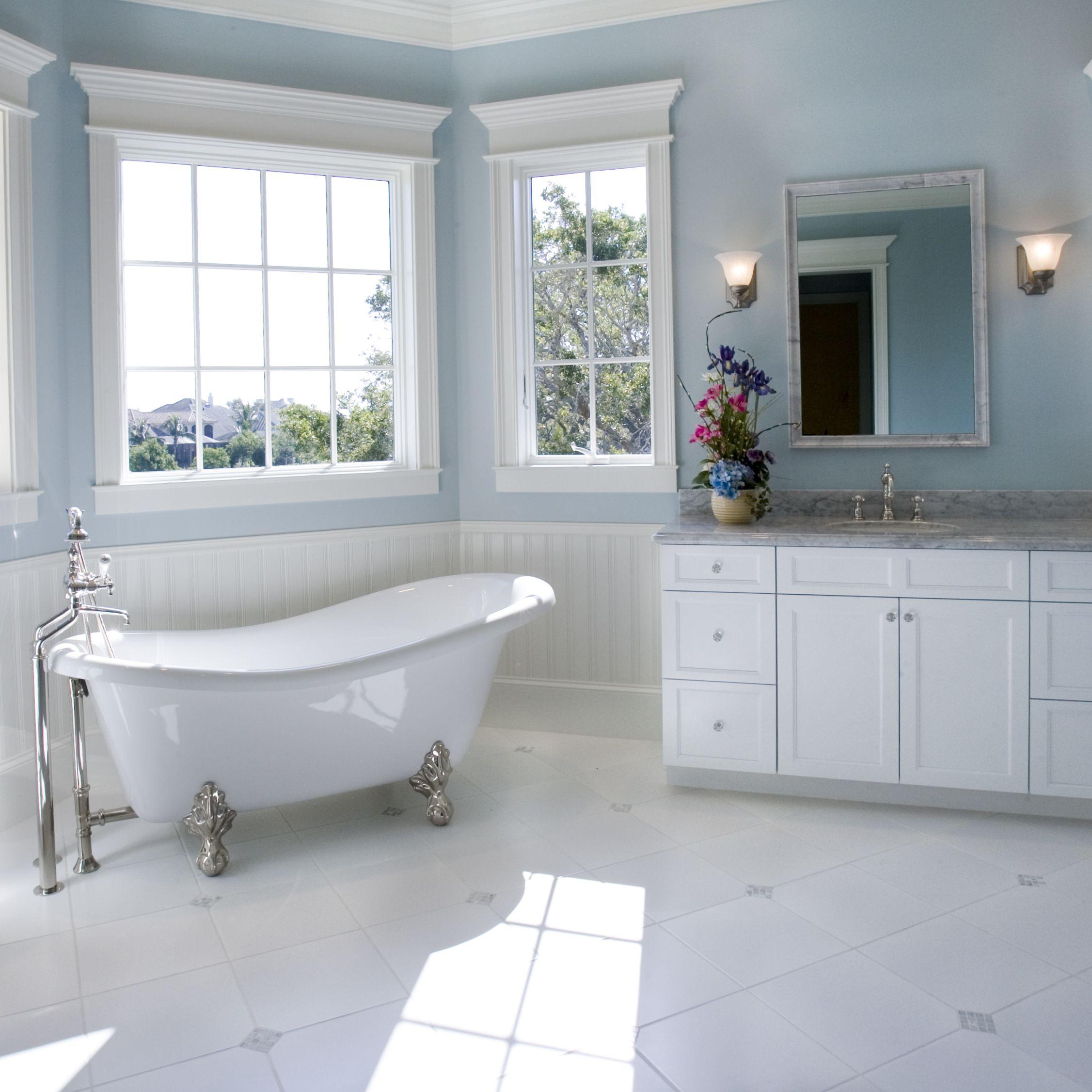 Budget Friendly Bathroom Flooring Options