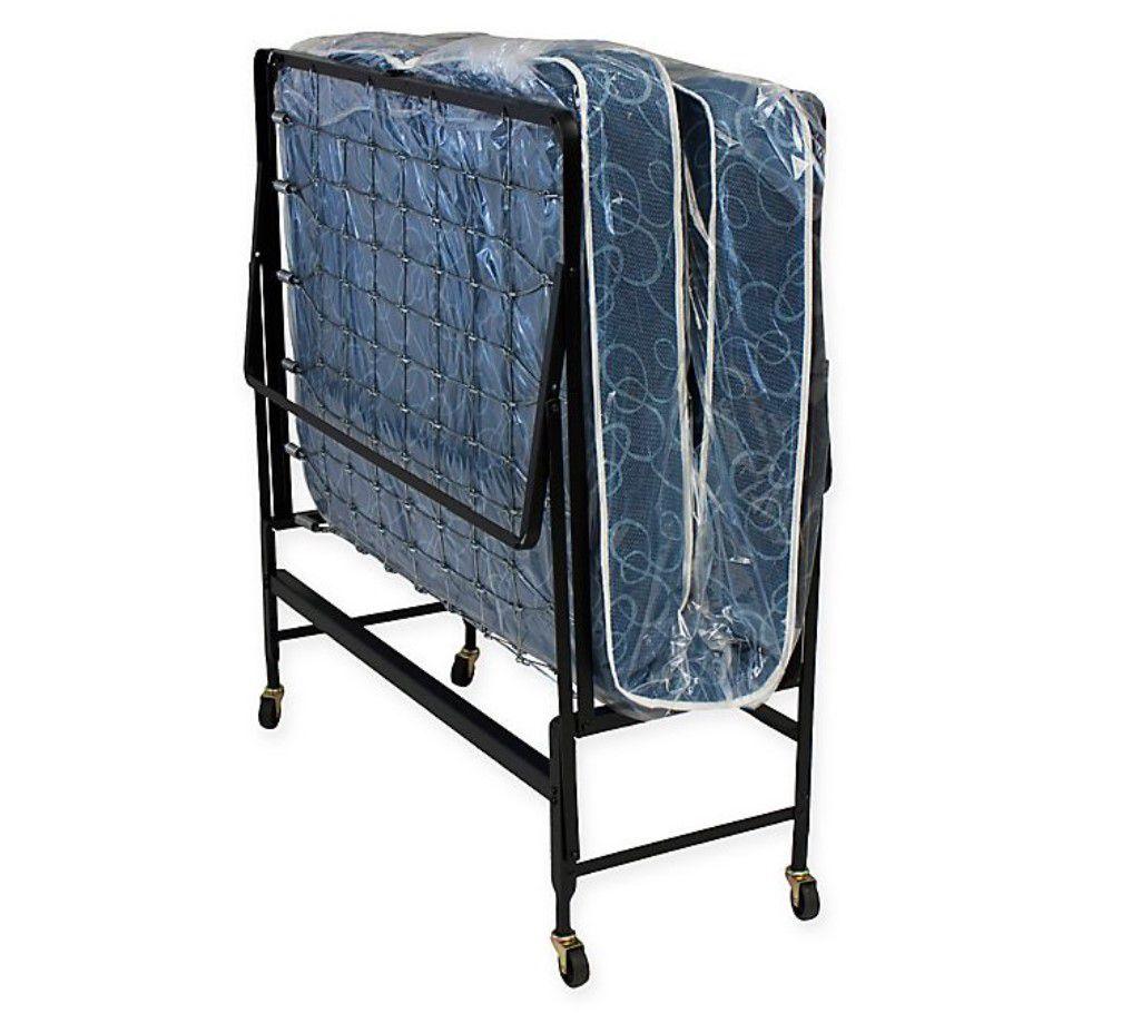 Sealy Metalcrest Rollaway Folding Bed