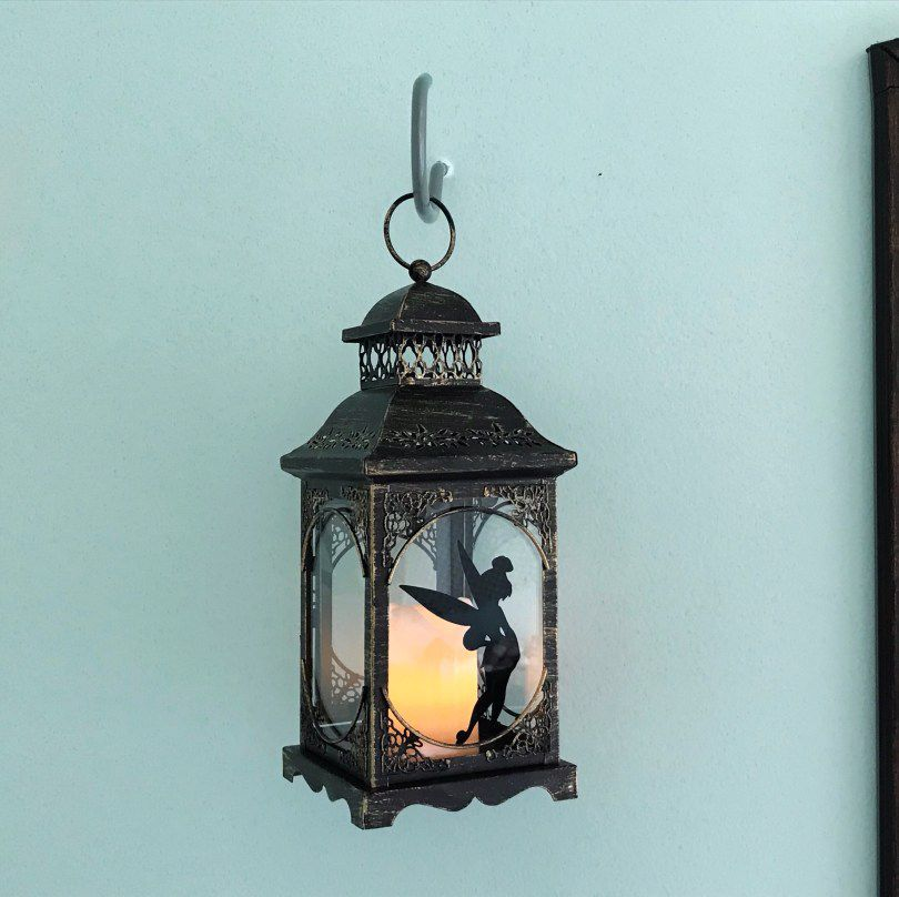 Disney DIY Tinkerbell Nursery Lantern